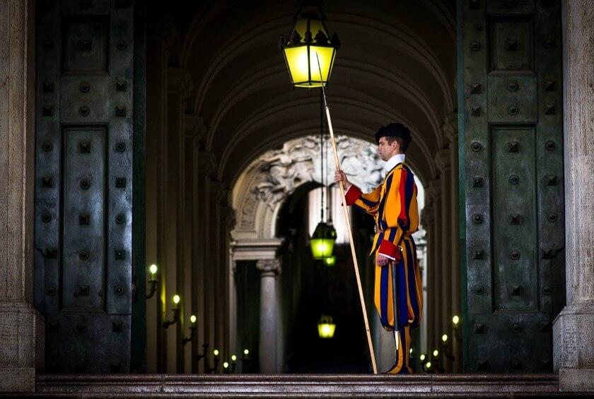 Экскурсии в Ватикане