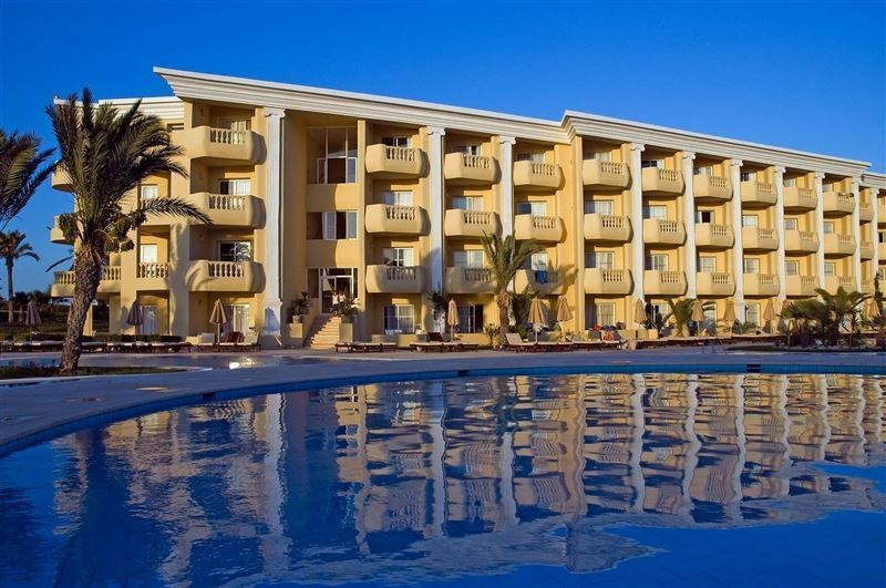 тунис отель роял таласса монастир