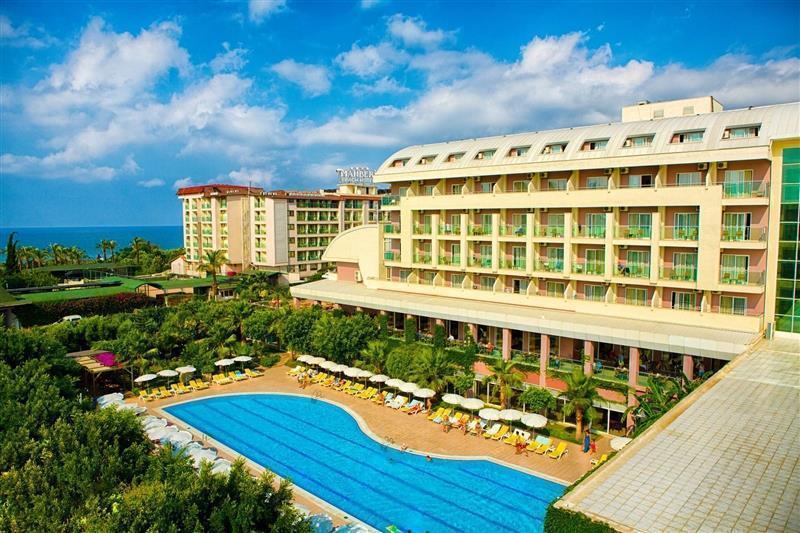 Otel Primasol Telatiye Resort Alanya Turciya 5 Tury V Otel Primasol Telatiye Resort Cena Otzyvy Foto Gostinicy